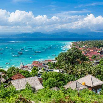 Hôtels à Nusa Lembongan