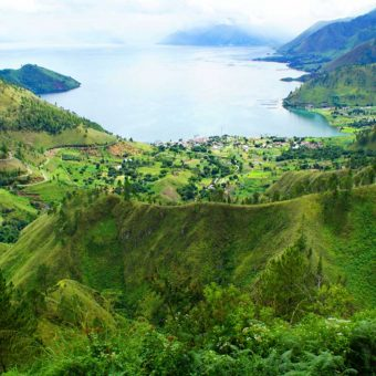 Hôtels sur l'île de Samosir