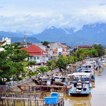 Hôtels à Sumatra