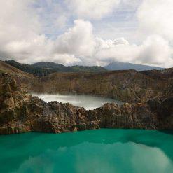 Parc National Kelimutu